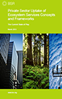 Cover of Private Sector Uptake of Ecosystems Services Concepts and Frameworks