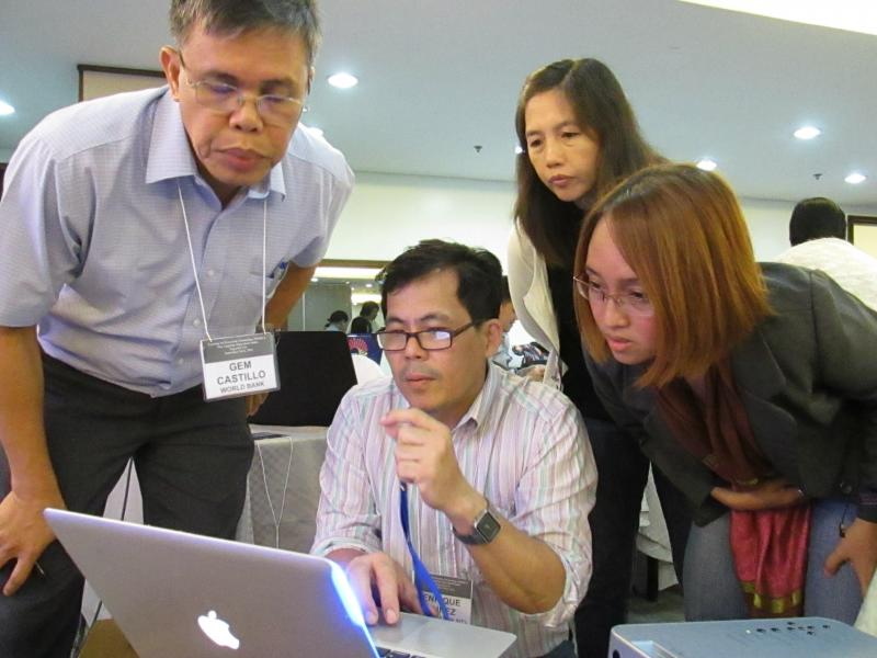Ecosystem Accounting Workshop Philippines