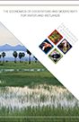 Cover Image of TEEB for Water and Wetlands