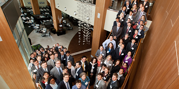 Group picture of the participants at the third annual WAVES Partnership meeting near Washington, DC.