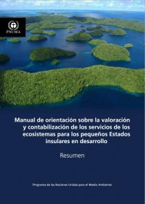 Guidance Manual on Valuation and Accounting of Ecosystem Services for Small Island Developing States: Executive Summary
