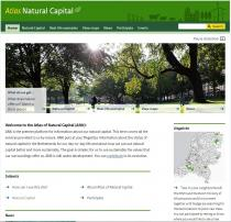 Atlas of Natural Capital