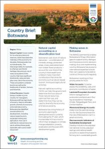 Country Brief: Botswana