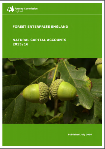 Natural Capital Accounts 2015/16