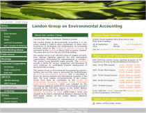 London Group on Environmental Accounting