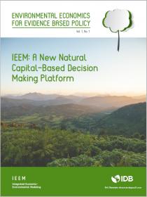 IEEM: A New Natural Capital-Based Decision Makng Platform