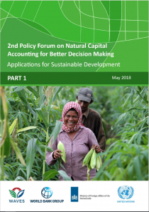 2nd Policy Forum on Natural Capital Accounting for Better Policy Decisions: Applications for Sustainable Development (Part 1 - Takeaways)