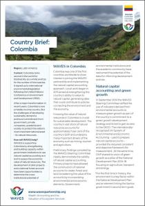 Country Brief: Colombia