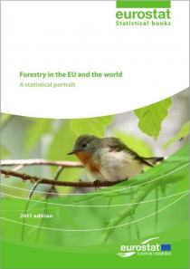 Forestry in the EU and the world: A statistical portrait