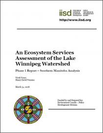 An Ecosystem Services Assessment of the Lake Winnipeg Watershed