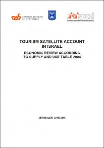 Tourism Satellite Account in Israel