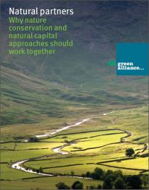 Natural partners: Why nature conservation and natural capital partners should work together