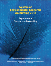 System of Environmental-Economic Accounting 2012 - Experimental Ecosystem Accounting (white cover publication)