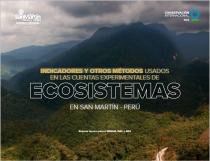 Indicadores y Otros Métodos Usados en las Cuentas Experimentales de Ecosistemas en San Martín, Perú