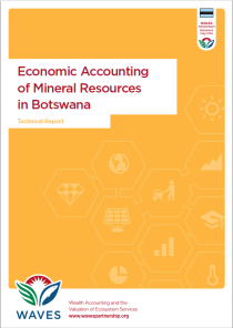 Economic Accounting of Mineral Resources in Botswana