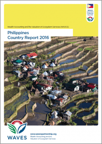 Philippines: WAVES Country Report 2016