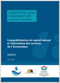Comptes de l'eau à Madagascar: concept et résultats