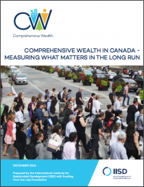 Comprehensive Wealth in Canada: Measuring What Matters in the Long Run
