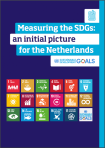Measuring the SDGs: an initial picture for the Netherlands