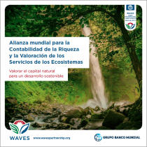Valorar el capital natural para un desarrollo sostenible
