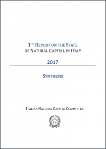 1st Report of the State of Natural Capital in Italy: Synthesis