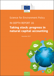 Taking stock: progress in natural capital accounting