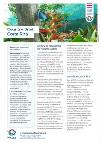 Country Brief: Costa Rica