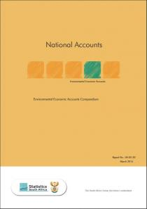 Environmental economic accounts compendium