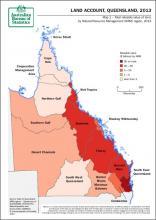 Land Account: Queensland, Experimental Estimates, 2013