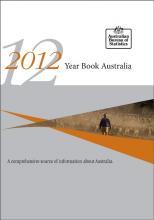 Year Book Australia, 2012
