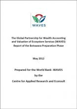 WAVES Report of the Botswana Preparation Phase