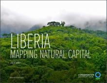 Liberia: Mapping Natural Capital