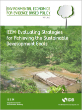 IEEM: Evaluating Strategies for Achieving the Sustainable Development Goals