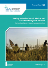 Valuing Ireland's Coastal, Marine and Estuarine Ecosystem Services