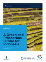 A Green and Prosperous Future for Indonesia
