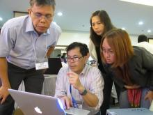Training Program for WAVES-Philippines on Ecosystem Accounting, Follow-up course, Manilla