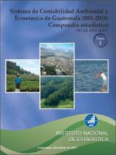 Sistema de Contabilidad Ambiental Económica de Guatemala 2001-2010: Compension estadístico (SCAE 2001-2010)