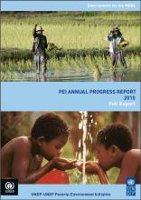 Scaling-Up the UNDP-UNEP Poverty-Environment Initiative