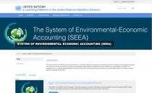e-Learning Platform of the United Nations Statistics Division