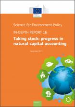 Taking stock: progress in natural capital accounting