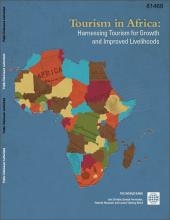 Tourism in Africa: Harnessing Tourism for Improved Growth and Livelihoods