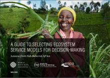 A Guide to Selecting Ecosystem Services Models for Decision-Making: Lessons from Sub-Saharan Africa