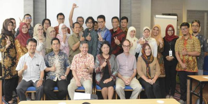 WAVES-Indonesia hones skills in macroeconomic indicators and wealth accounting