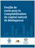 Feuille de route pour la Comptabilisation du capital naturel de Madagascar