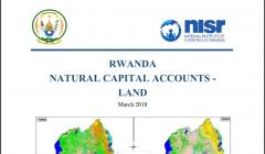 Rwanda Natural Capital Accounts - Land