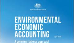 Environmental Economic Accounting: A common national approach strategy and action plan