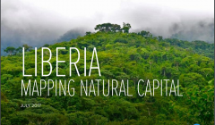 Liberia: Mapping Natural Capital
