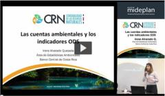La contabilidad de recursos natural y los indicadores para los Objetivos de Desarrollo Sostenible (ODS)