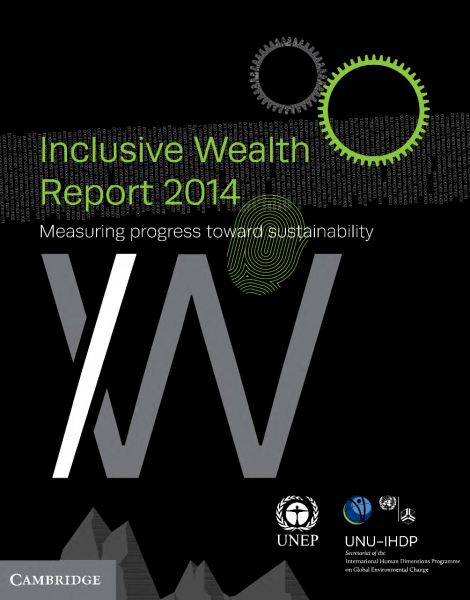 inclusive wealth report Inclusive wealth report 2012 measuring progress toward sustainability summary for unu-ihdp secretariat of the.