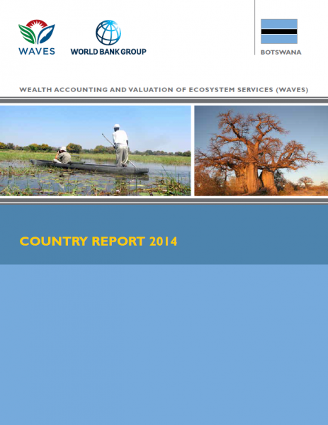 WAVES Country Reports (2014)